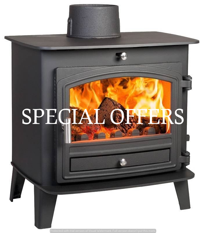 Wood Burning Stoves Special Offers